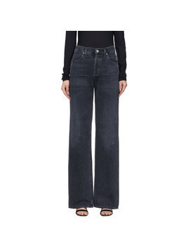 Citizens of Humanity Black Annina Jeans