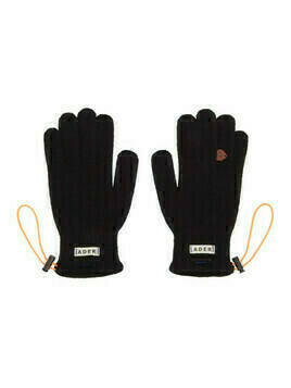 ADER error Black String Gloves