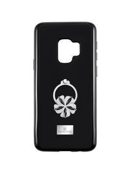Mazy ring Smartphone Case with integrated Bumper, Galaxy S®9, Black
