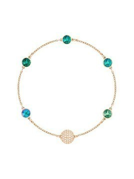 Swarovski Swarovski Remix Collection Green, Multi-colored, Rose gold plating Light Multi Rose gold-plated