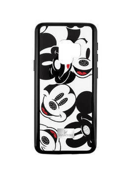 Mickey Face Smartphone Case with integrated Bumper, Galaxy S®9, Black