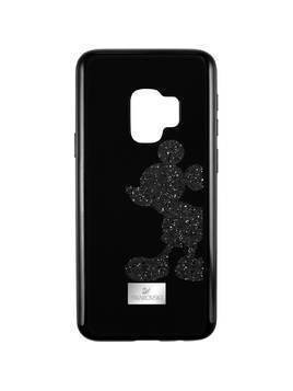 Mickey Body Smartphone Case with integrated Bumper, Galaxy S®9, Black