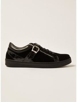 House of Hounds Black Lace Hydra Shoes