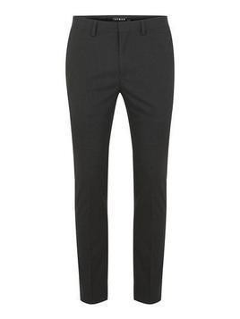 Charcoal Ultra Skinny Fit Smart Trousers