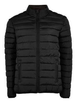 ONLY & SONS Black Puffer Jacket