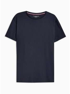 TOMMY HILFIGER Navy Taping Loungewear T-Shirt