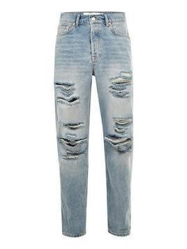 Light Wash Ripped Original Jeans