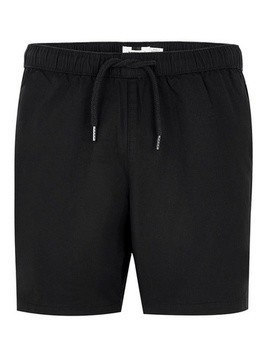 Black Ripstop Shorts