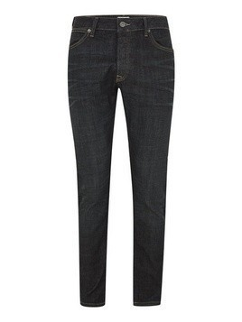 Dark Wash Stretch Slim Jeans