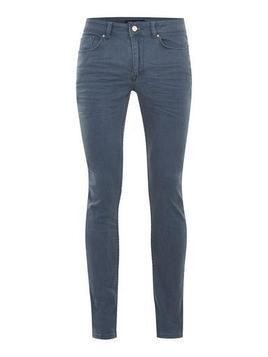 ANTIOCH Blue Spray On Skinny Jeans*