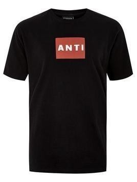 ANTIOCH Black T-Shirt*