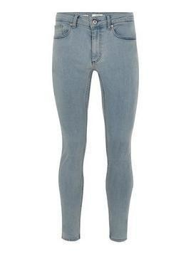 Light Grey Spray On Jeans