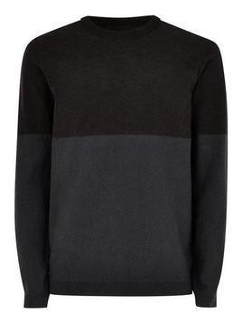 SELECTED HOMME Navy Jumper