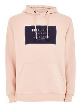 NICCE Pink 'MMXIII' Hoodie