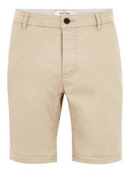 Stone Taping Chino Shorts