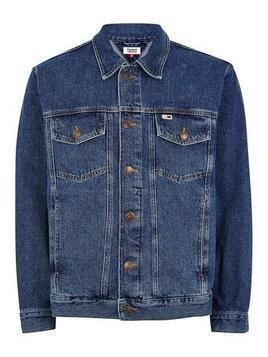 TOMMY HILFIGER Blue Denim Jacket