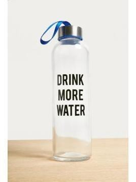Drink More Water Bottle