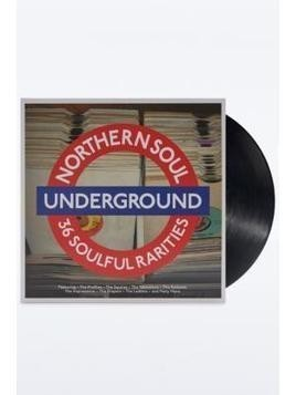Northern Soul Underground: 36 Soulful Rarities Vinyl Record