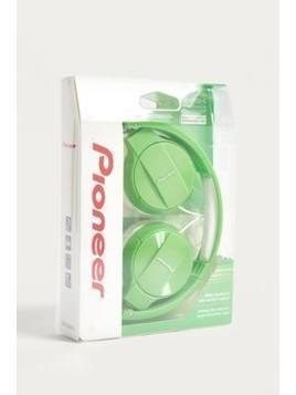 Pioneer SE-MJ503 Green Headphones
