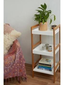 Tiered Shelves