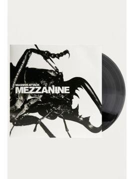 Massive Attack - Mezzanine LP