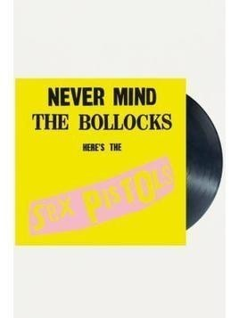 Sex Pistols: Never Mind The Bollocks Here's the Sex Pistols Vinyl Record