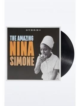 Nina Simone: The Amazing Nina Simone Vinyl Record