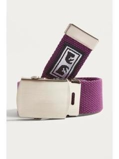 OBEY Big Boy Eggplant Web Belt - Mens ALL