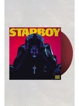 The Weeknd: Starboy Vinyl Record