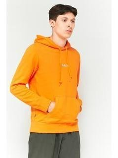 OBEY Corsaire Orange Hoodie - Mens L