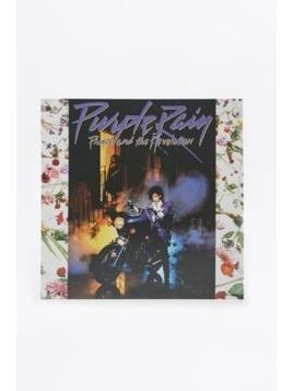 Prince: Purple Rain Vinyl Record