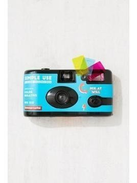 Lomography Simple Use Colour Film Disposable Camera