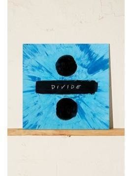 Ed Sheeran: Divide Vinyl Record