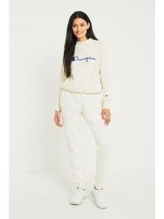 Champion&UO Cream Reverse Weave Joggers - Womens M