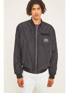 Cheap Monday Black Ultimate Bomber Jacket - Mens M