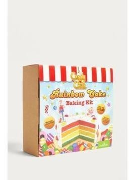 BakedIn Candy Crush Rainbow Cake Baking Kit