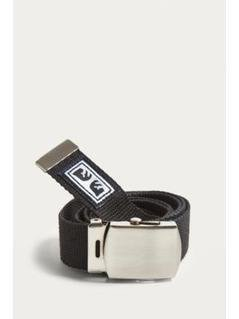 OBEY Big Boy Black Web Belt - Mens ALL