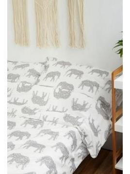 Elephant Duvet Cover Set