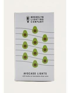 Brooklyn Lighting Company Avocado Fairy Lights