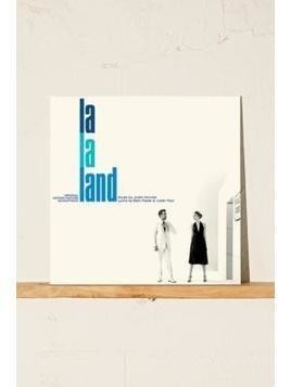 Various Artists: La La Land Soundtrack Vinyl Record