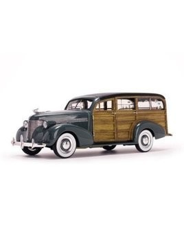 Chevrolet Woody Surf Wagon 1939 (granville gray with surf board real wood) - DARMOWA DOSTAWA!!!