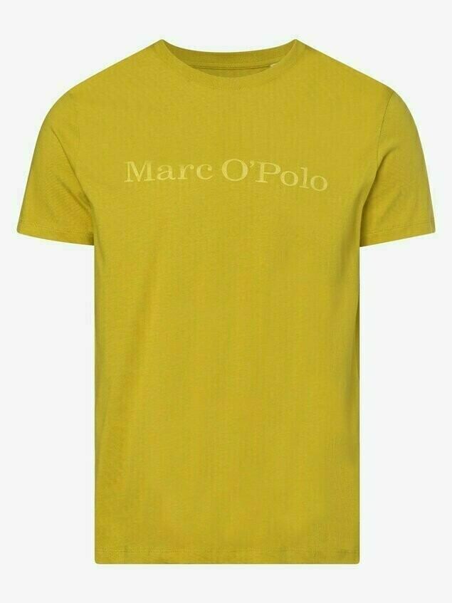 Marc O'Polo - T-shirt męski, zielony