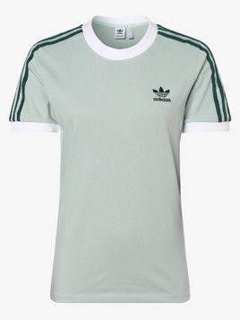adidas Originals - T-shirt damski, zielony