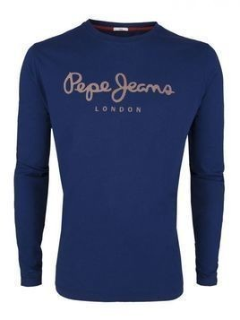 T-Shirt Pepe Jeans Sail Long Blue