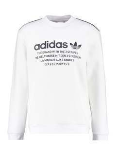 adidas Originals Bluza white/black