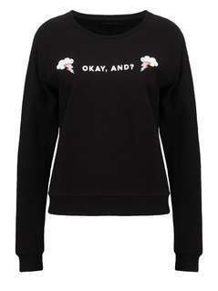 Even&Odd Bluza black