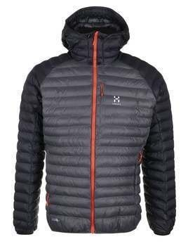 Haglöfs ESSENS MIMIC Kurtka Outdoor magnetite/true black