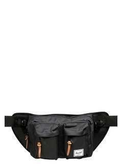 Herschel EIGHTEEN Saszetka nerka black