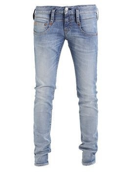 Herrlicher PITCH SLIM Jeansy Slim Fit cloudy