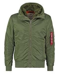 Alpha Industries STANDART FIT Kurtka zimowa sage green